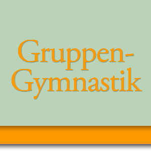 Angebote Gruppengymnastik