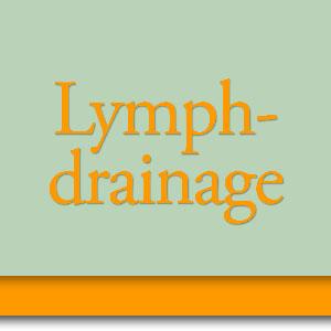 Angebote Lymphdrainage