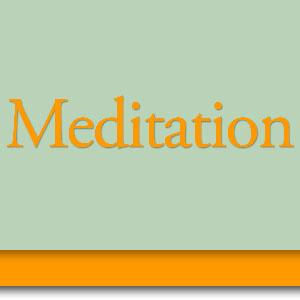 Angebote Meditationens